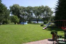 Garten mit Seezugang